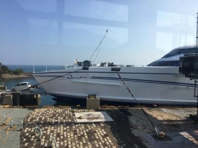 Ocean Arrow Ferry