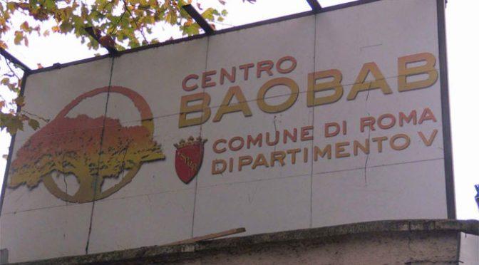 Centro di accoglienza Baobab, Roma