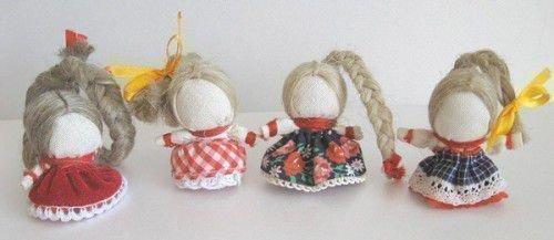 Готовые куколки