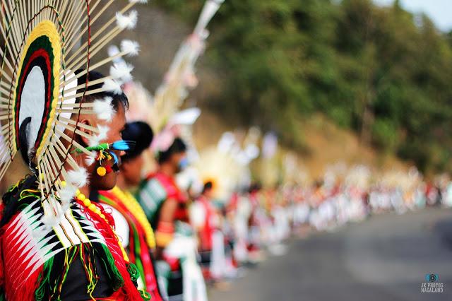 Naga festivals Nagaland