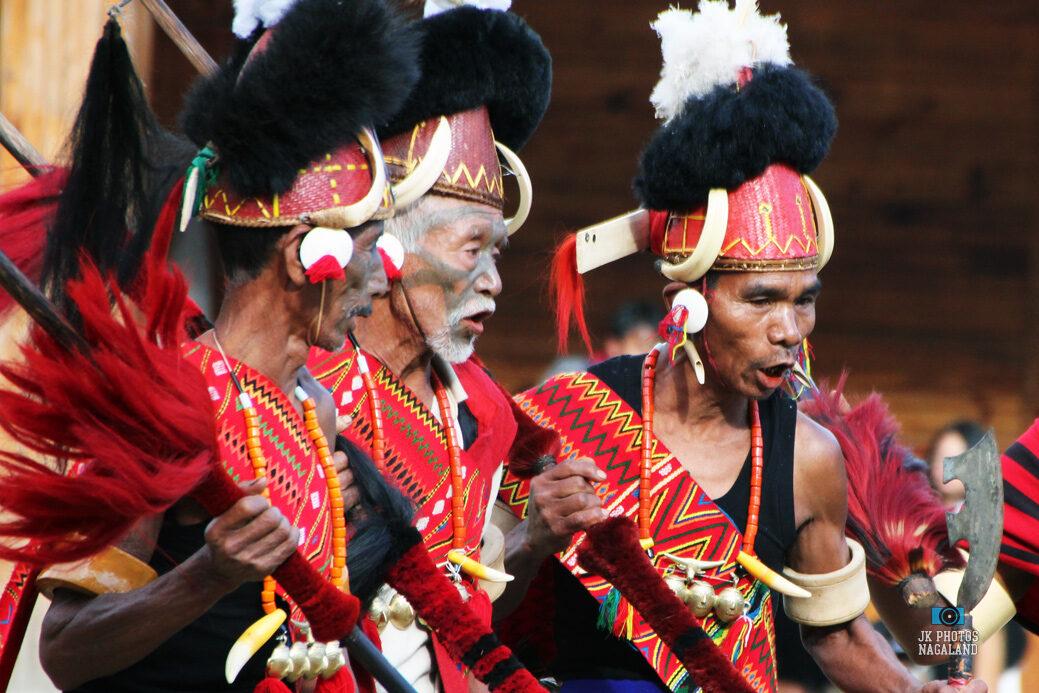 land of the anghs konyak mon nagaland