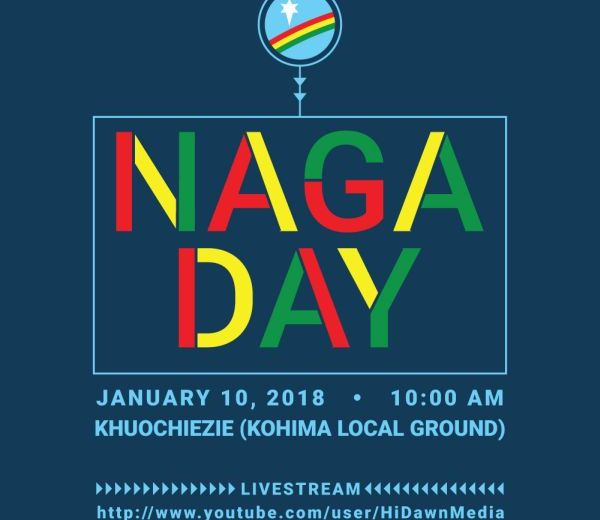 Naga Day at Kohima today