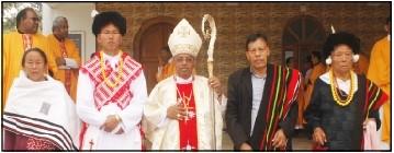 Bishop ordains 107th Priest