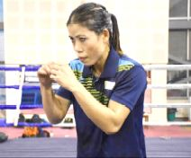 Injured Mary Kom to skip Women's National Boxing Championship