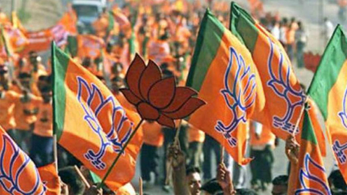 BJP demolishes Left Front bastion in Tripura; Manik Sarkar loses power