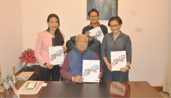 Governor releases ASER 2017 Nagaland Chapter