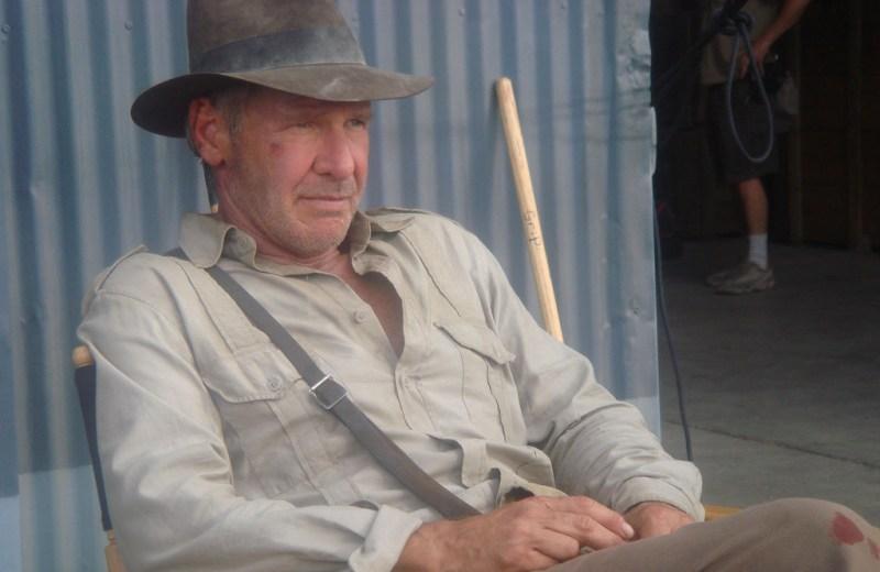 Steven Spielberg announces Indiana Jones 5 filming