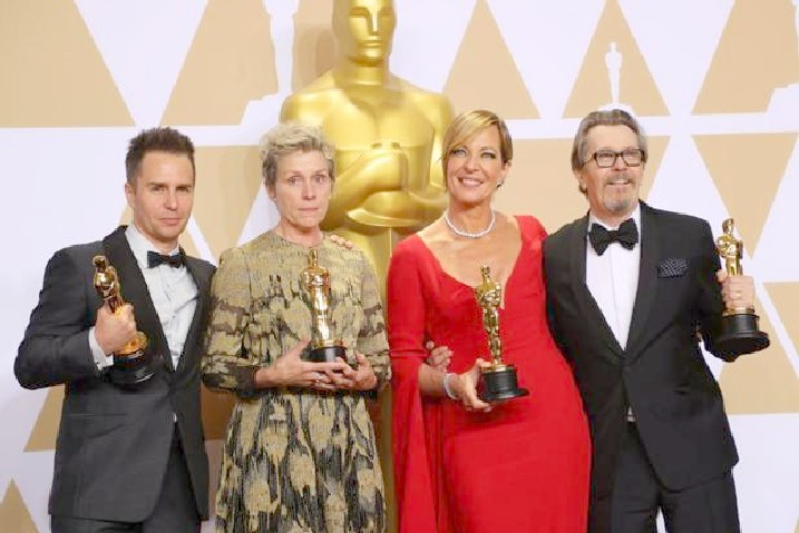 Key winners at the 90th Oscars