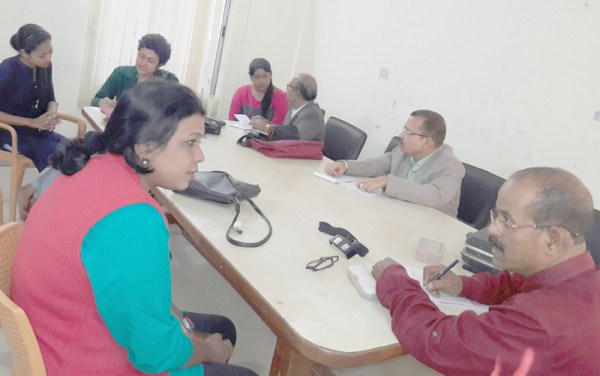 Media OPD clinic conducted by Ayurvedic doctors