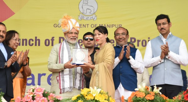 Northeast can be new engine for  India's growth: PM
