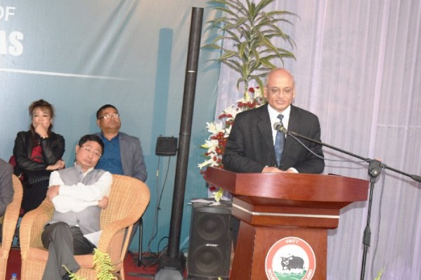 State bids farewell to outgoing Chief Secretary