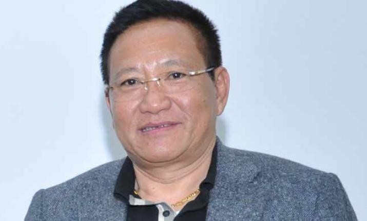 Zeliang reacts to allegation