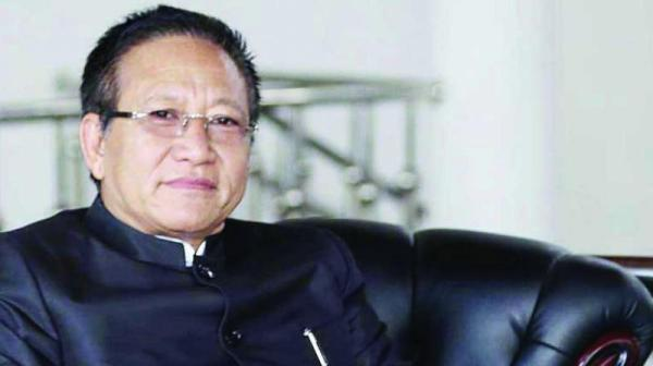 Rio misleading people on Naga issue: Zeliang