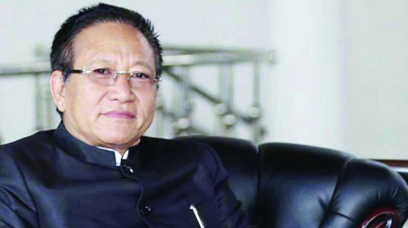 No official move for NPF-BJP re-alliance: Zeliang