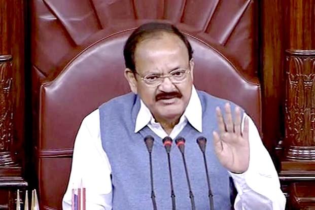 Don't link rapes with politics, says Venkaiah Naidu
