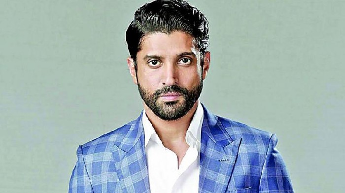 Stop sharing images of PM Modi with Asaram: Farhan Akhtar