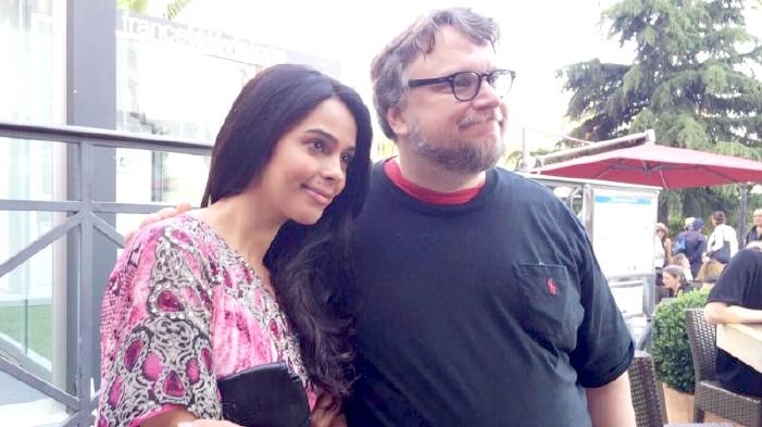 Oscar-winning Guillermo del Toro enjoys Bollywood