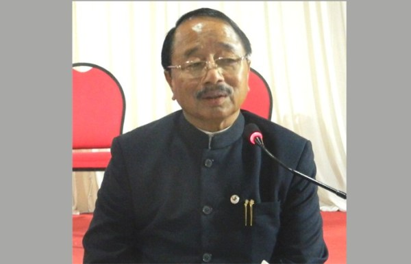 Imchen asks MLAs wanting Naga solution to join NPF