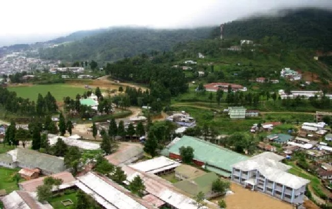 Kohima Science College Land issue: ANCSU appeals to DC Kohima to demolish 'illegal constructions'