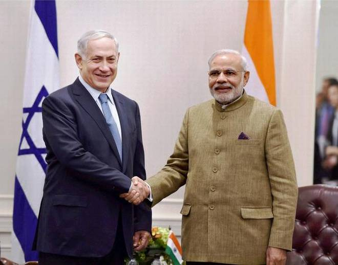 India, Israel discuss border security, terror threats