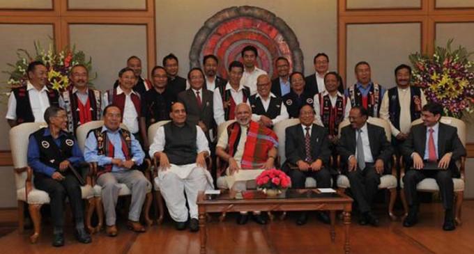 Govt-NSCN inching towards Pan-Naga Hoho-Autonomous Council solution
