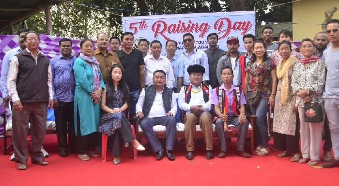 Ward-2 Council celebrates 5th Raising Day
