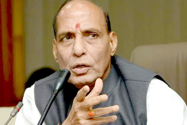 No one can raise question on Centre's integrity, intention, says Rajnath Singh