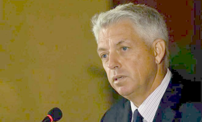 Stricter code of conduct for players on cards, hints ICC chief Richardson