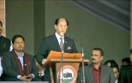 Rio exhorts Eastern Naga gazetted officers