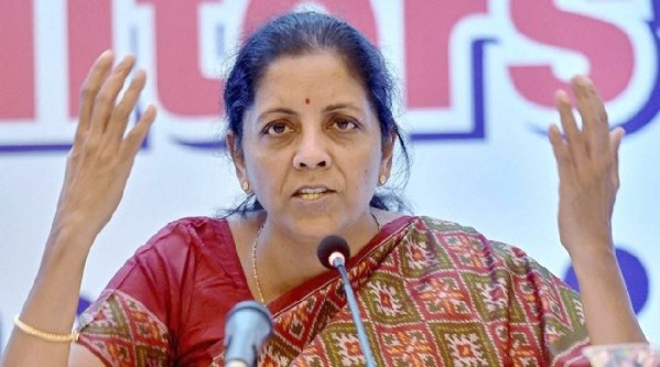 Sitharaman calls Rahul Gandhi's speech 'rhetoric of loser', says it mocked Hindus, Hinduism