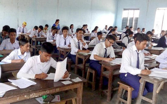 HSSLC Examination from today
