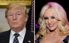 Porn star sues Trump over nondisclosure agreement