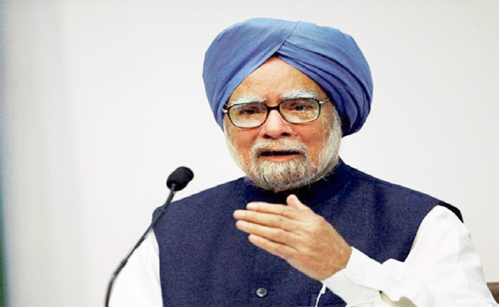 Not just PM, but also 'accidental Finance Minister': Manmohan Singh
