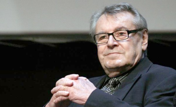 Oscar-winning director Milos Forman dies