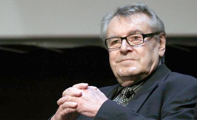 Oscar-winning director Milos Forman dies