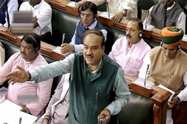 NDA MPs to forego 23 days of salary  to protest Parliament disruptions