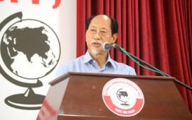 Rio acts Pontius Pilat on Naga integration: NPF