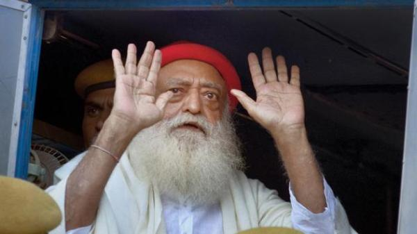 Asaram found guilty of rape, gets life term