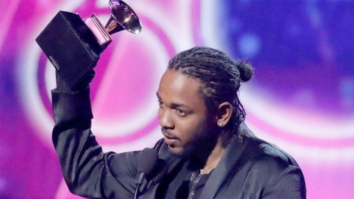 In rap milestone, Kendrick Lamar  wins Pulitzer for music
