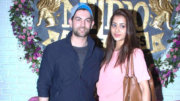 Neil Nitin Mukesh and Rukmini Sahay are expecting their first child