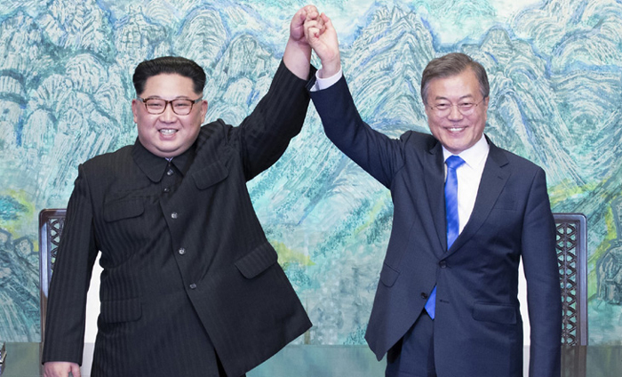 North Korea says historic summit opens 'new era for peace'