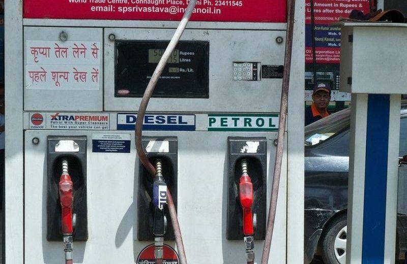 Petrol prices touch highest level under BJP govt, diesel at record peak
