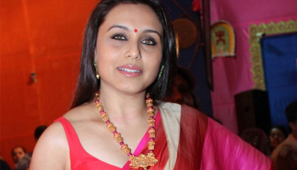 There's a lot of beauty in ageing gracefully: Rani Mukerji