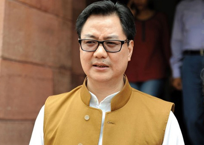 Rijiju to visit flood affected areas of Nagaland today
