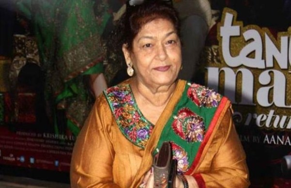 Saroj Khan defends casting couch in Bollywood