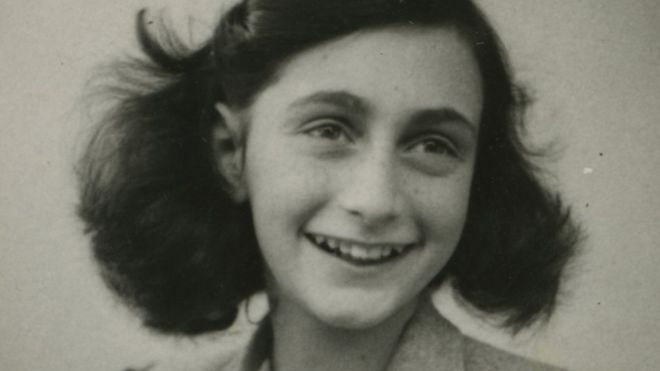 Anne Frank's 'dirty jokes' found in hidden pages
