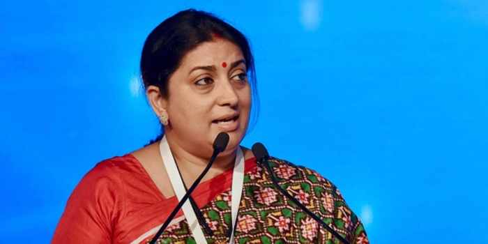 Need laws, ethics, rules in place for balance in digital media industry: Smriti Irani