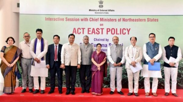 NE CMs push for effective implementation of Act East Policy
