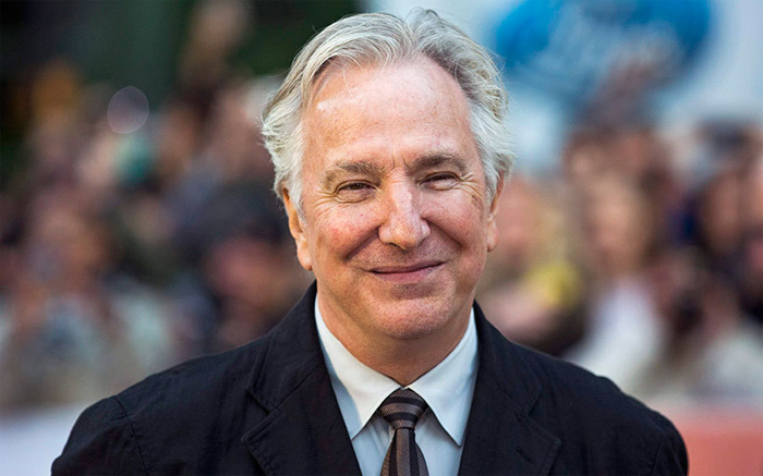 Alan Rickman's private letters reveal he was 'frustrated' with Severus Snape