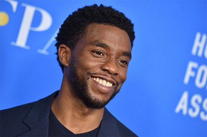 Chadwick Boseman: I've had studios tell me that my face won't work on posters